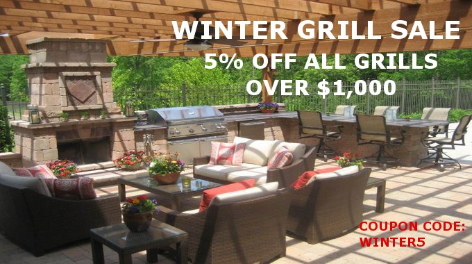Grills and Outdoor Living Black Friday Sales
