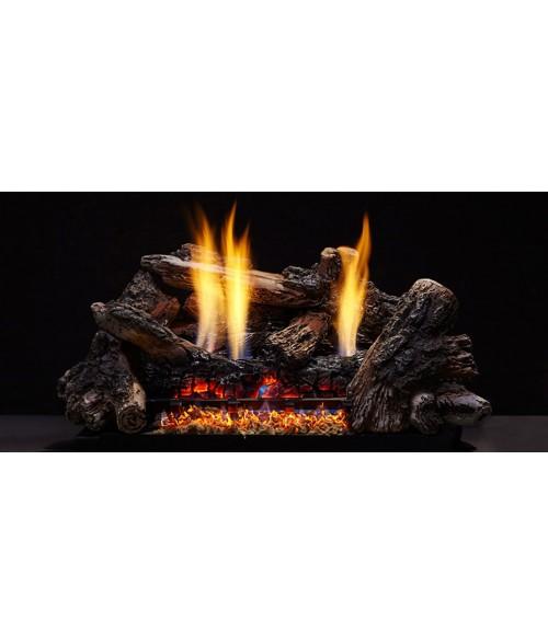 Monessen Charisma Vent-free Gas Logs Set with Glow Getter Burner