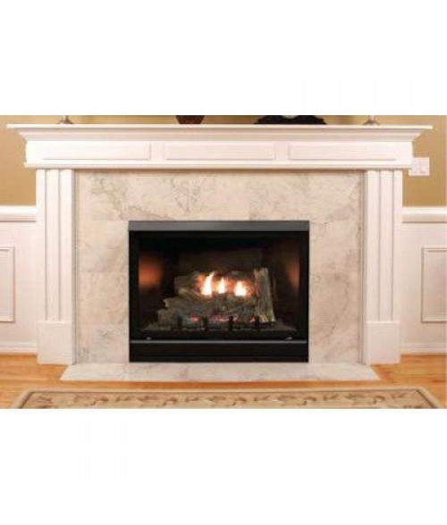 Empire Tahoe Clean Face Direct Vent Deluxe Fireplace 32