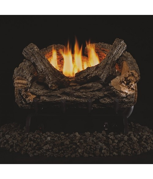 Peterson REAL FYRE Valley Oak Vent-Free Gas Logs