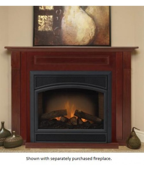 Hearth And Cabinets More: Monessen GCUF Vent-Free Circulating Firebox