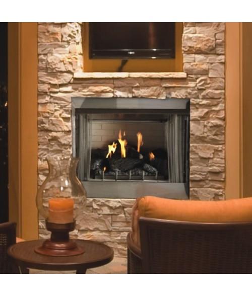 Empire Carol Rose Outdoor Premium Vent Free Gas Fireplace