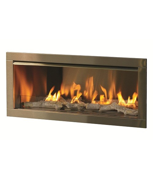 firegear od42 42 gas outdoor vent free fireplace insert
