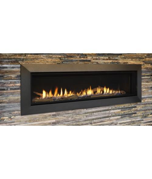 Majestic Echelon Ii 48 Direct Vent Linear Gas Fireplace