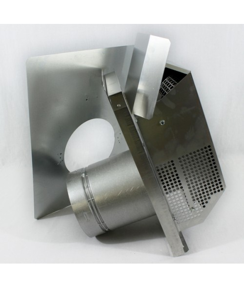 Superior Secure Vent Direct Vent Horizontal Termination Kit 4.5 x 7.5