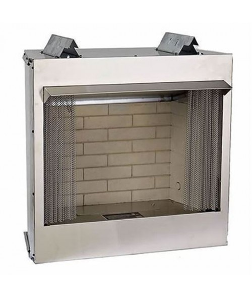 """Empire Carol Rose Stainless Steel Vent-free Outdoor Firebox (36"""" or 42"""")"""