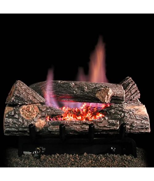 rasmussen chillbuster dfc7 seethru ventfree gas log set