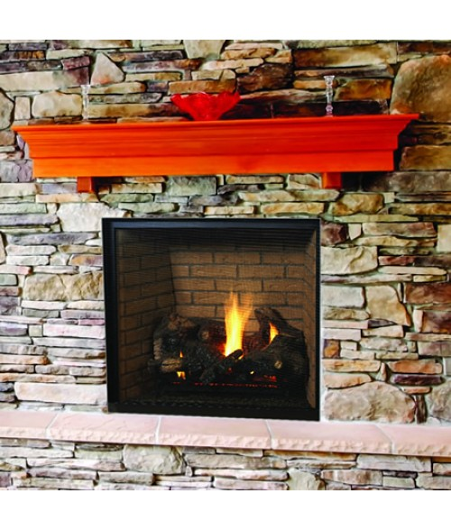 "Superior DRT6300 Series Direct Vent Fireplace (40"" and 45"")"