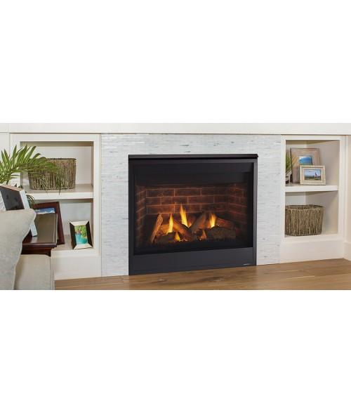"Majestic Quartz Direct Vent Gas Fireplace (32"" or 36"")"