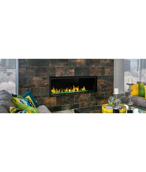 "Monessen Artisan 60"" Vent Free Linear Gas Fireplace"