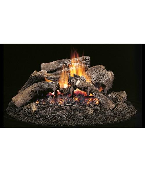 Superior HCA Beech Mountain Vented Gas Log Set