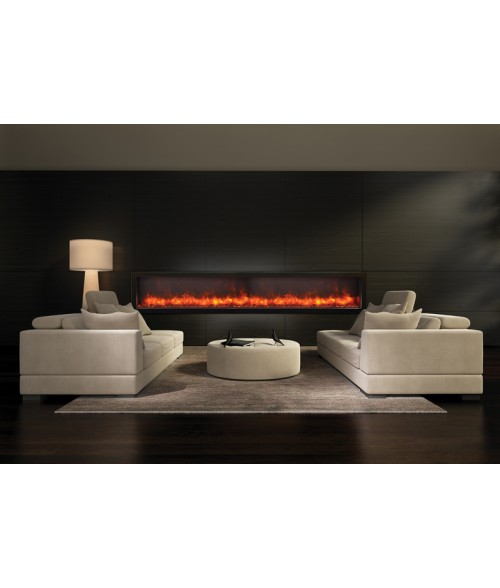 Outdoor Electric Fireplace - Outdoor Fireplaces