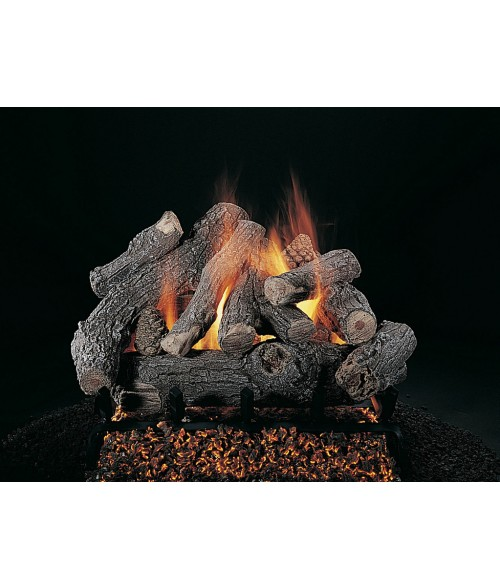 Rasmussen Bonfire Vented Gas Log Set w/ FX Burner