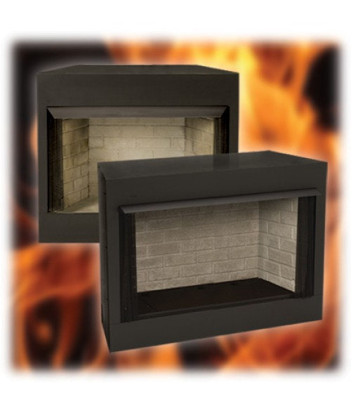 "Monessen Exacta BUF Series Vent-Free Fireboxes (36"" or 42"")"