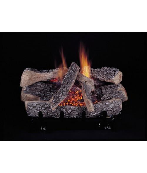 rasmussen chillbuster c5 triple burner ventfree gas log set