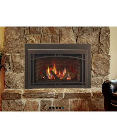 "Majestic Ruby Direct Vent Gas Insert (30"" or 35"""