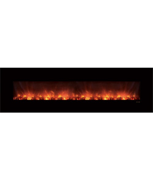 Modern Flames Ambiance CLX2 100-Inch Electric Fireplace - AL100CLX2
