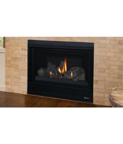 "Superior DRT2033 33"" Direct Vent Gas Fireplace (top or rear vent)"