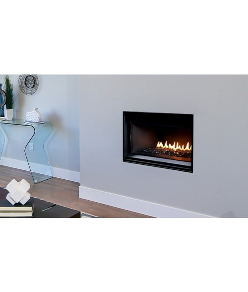 Linear Modern Gas Fireplaces