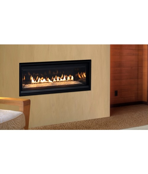 "Superior DRL3500 Series Direct-vent Linear Gas Fireplace (35"", 45"" or 55"")"