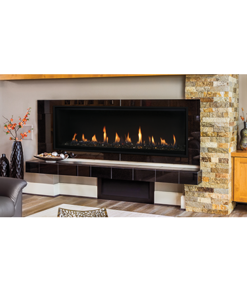 """Superior DRL4000 Direct-Vent Linear Gas Fireplace - 60"""""""