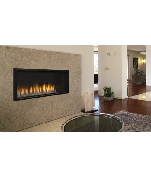 Superior DRL4543 Direct Vent Linear Gas Fireplace - 43""