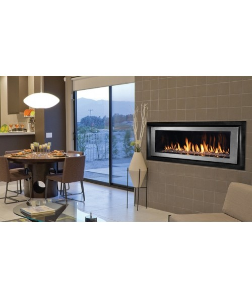 "Superior DRL6500 Direct Vent Linear Fireplace (42"" OR 54"")"