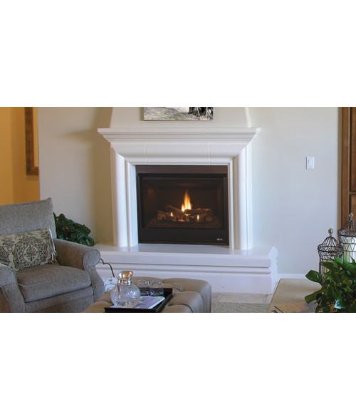 "Superior DRT3000 Series Direct Vent Fireplace (35"", 40"" or 45"")"