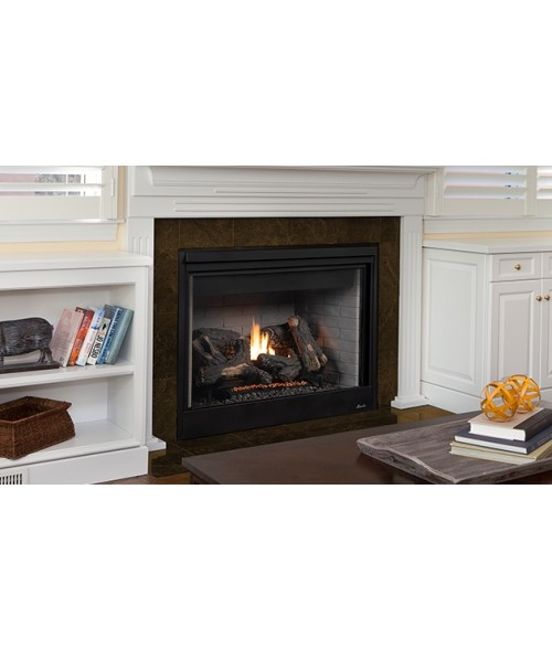 "Superior DRT4000 Direct-Vent Gas Fireplace (40"" or 45"")"