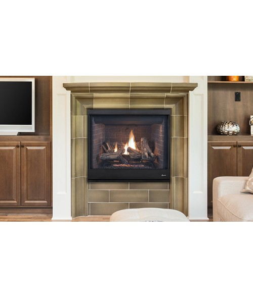"Superior DRT4200 Series Direct Vent Gas Fireplace (40"" or 45"")"