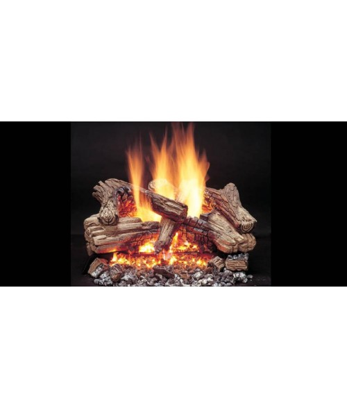 Monessen Duzy 3 Vented Log Set