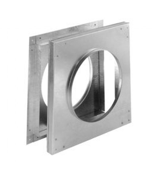 Empire Galvanized Wall Firestop (4 x 6 5/8)
