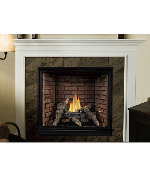 Empire Tahoe Clean Face Direct Vent Traditional Fireplace 32 36