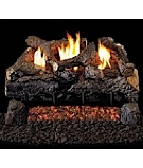Peterson REAL FYRE Evening Fyre Charred Vent-Free Gas Logs