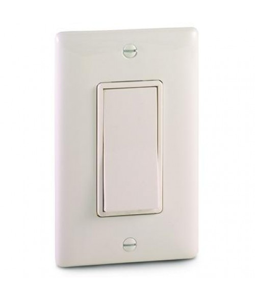 Peterson Real Fyre WS-1 Basic On-Off Gas Logs Wall Switch with Wire