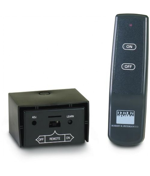 Peterson Real Fyre Rr 1a Basic On Off Remote With Receiver For 10