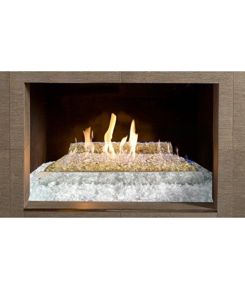 RH Peterson Real Fyre G21 Stainless Steel Vent-Free Glass Burner System