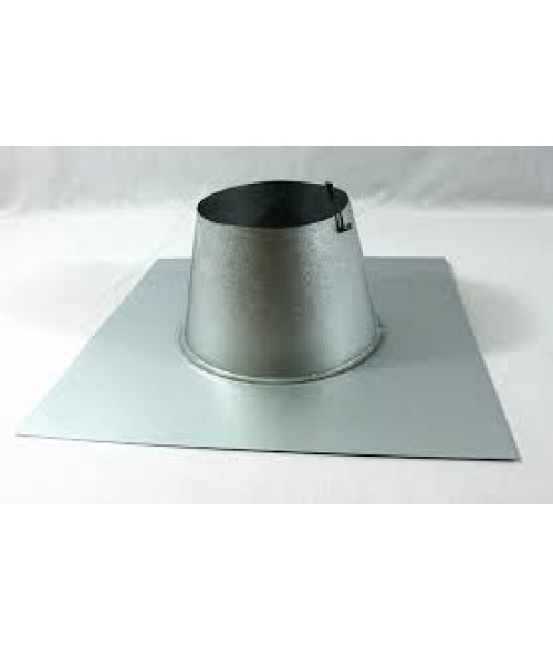 Superior Secure Vent Direct Vent Roof Flashing 4.5 x 7.5