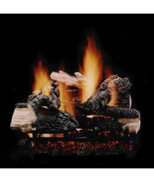 Hargrove Inferno Vented Gas Log Set with Burner