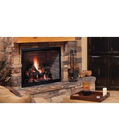 "Majestic Biltmore Wood Burning Fireplace (36"", 42"" or 50"")"