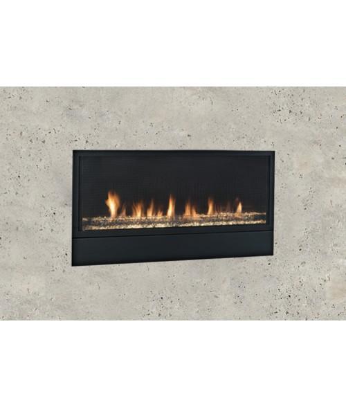 """Monessen Artisan 42"""" Vent Free Linear Gas Fireplace"""