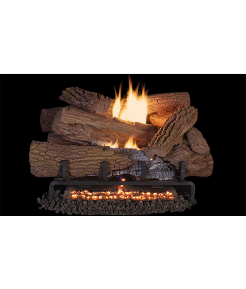 Superior Mossy Oak Vent-free Gas Log Set