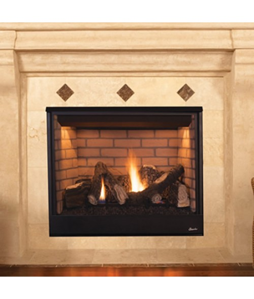 "Superior DRT3500 Series Direct Vent Fireplace (35"", 40"" or 45"")"