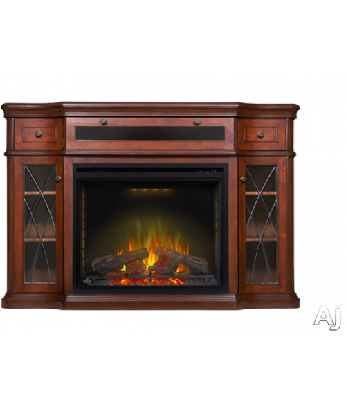 "Napoleon 33"" Electric Firebox with Colbert Mantel"