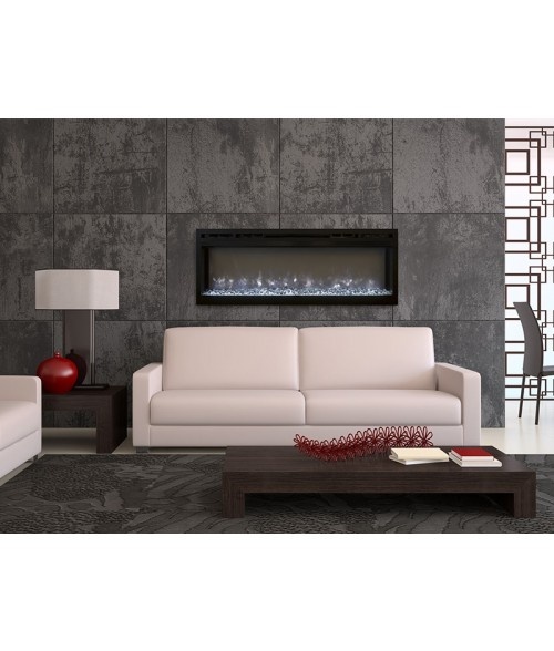 """Modern Flames 60"""" Spectrum Built-in Electric Fireplace"""