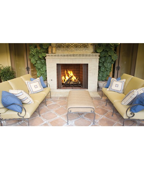 "Superior WRE4500 Outdoor Wood Burning Fireplace (36"" 42"" 50"")"