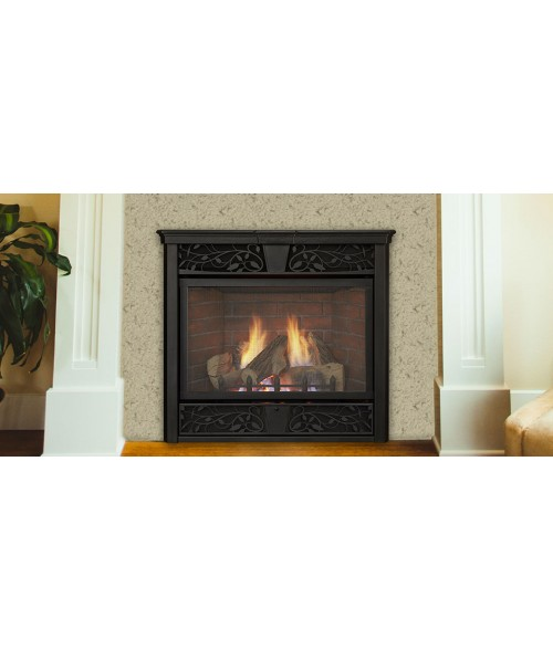 "Monessen Symphony Vent Free Gas Fireplace VFC (24"" or 32"")"