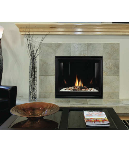 "Empire Tahoe Clean Face Direct Vent Contemporary Fireplace (32"", 36"" or 42"")"