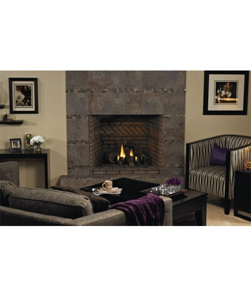 "Empire Chateau Traditional Direct-Vent Fireplace (36"" or 42"")"