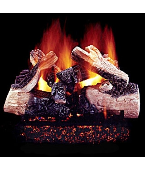 Hargrove Twilight Inferno Vented Gas Log Set with Burner